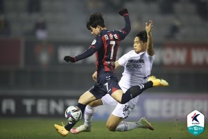 [K리그1 POINT] '필드 골 0'수원 FC, '폭풍 강화'2 호선 폭파
