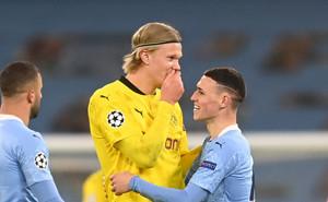 "Holland-Forden은 경기 후 '위 스킹'에 갇혔습니다 … ""그를 맨시티로 데려 오기 위해"""